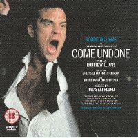 Cover Robbie Williams - Come Undone [DVD]